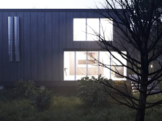 domek w lesie od GoodDesign
