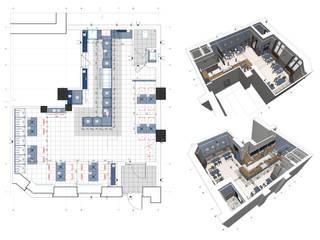 Brama Architects의 에클레틱 , 에클레틱 (Eclectic)
