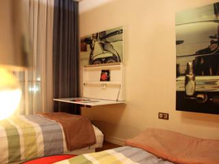 50GR Mimarlık – Cevizlibağ_çocuk odası: modern tarz Çocuk Odası