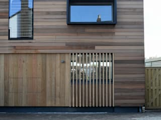 Priory Barn, Lewes, East Sussex Moderne huizen van BBM Sustainable Design Limited Modern