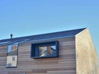 Priory Barn, Lewes, East Sussex Modern houses by BBM Sustainable Design Limited Modern