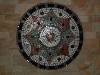 Modern walls & floors by sueños en mosaico Modern