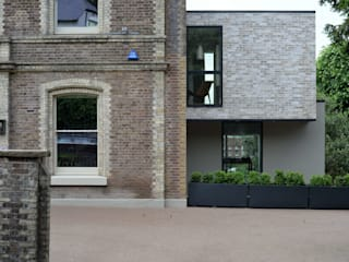 Rykehurst House, Lewes, East Sussex Moderne huizen van BBM Sustainable Design Limited Modern