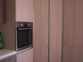 ARREDAMENTI VOLONGHI s.n.c. KitchenStorage Kayu Buatan Wood effect