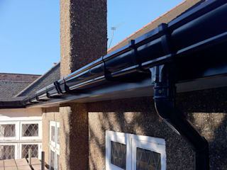 Installing Durable Gutters:   by Waterproofers Johannesburg