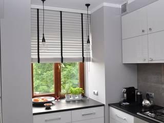 現代廚房設計點子、靈感&圖片 根據 Gama Styl 現代風