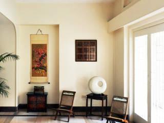 Living room by Dhruva Samal & Associates, Colonial