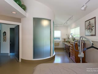 Ruang Ganti Modern Oleh Chibi Moku Modern