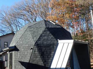 ドームハウス: 一級建築士事務所studioPEAK1が手掛けた家です。