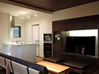Modern Living Room by Love the Life Modern