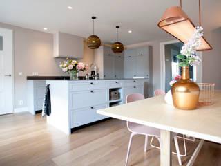 Woonkeuken: moderne Keuken door NR52