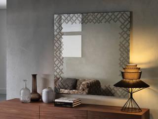 حديث  تنفيذ IQ Furniture , حداثي زجاج