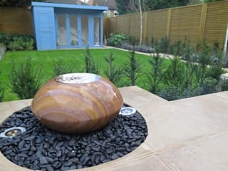 Small Garden Design by Concept Landscape Architects