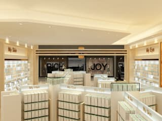 My Pharmacy:   تنفيذ O2 Interiors Co,