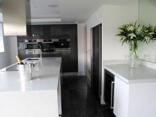 Hornchurch : modern Kitchen by Definitive Interior Design