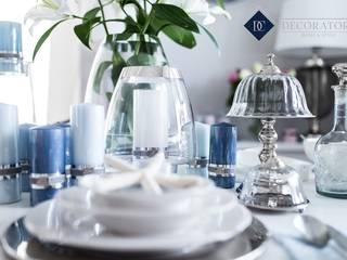 Elegancka dekoracja stołu od Decoratore.pl Nowoczesny