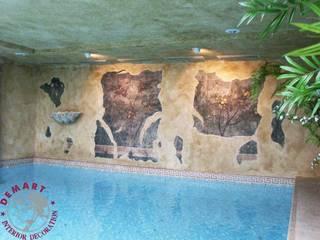 de Demart Interior Decoration Clásico