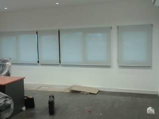 Cortinas Cabildo. Persianas y ventanas 011-4781-4022 15-3567-6716 Study/office White