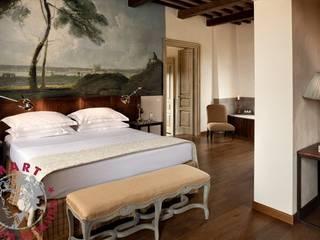 Decorazione testata letto matrimoniale:  in stile  di Demart Interior Decoration