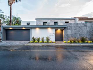 ESTUDIO TANGUMA Rumah Modern Marmer Grey