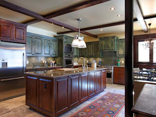 Unit 7 Architecture Eclectic style kitchen