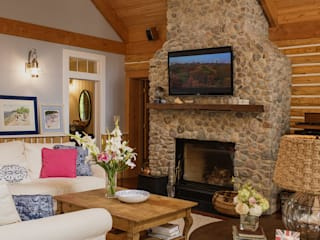 Unit 7 Architecture Country style living room