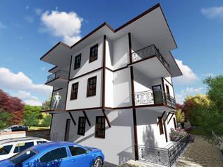 Kesit Mimarlık – Melahat Atay Apartmanı:  tarz Evler