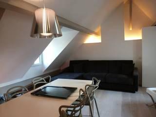 Séjour: Salle à manger de style  par Jérome Picarat Architecte