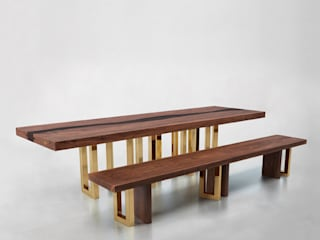 Il Pezzo Mancante Srl ห้องทานข้าวเก้าอี้และม้านั่ง