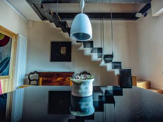 Salon de style  par Studio Prospettiva