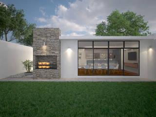 Propuesta de diseño arquitectónico: Cavas de estilo  por RB Arquitectos
