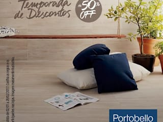 Temporada de descontos por Portobello Shop Bauru
