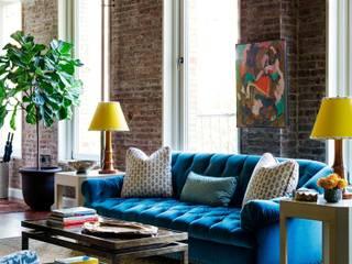 Salon moderne par erenyan mimarlık proje&tasarım Moderne