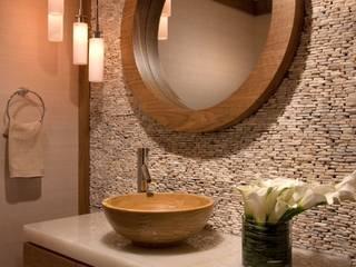 Baños de estilo moderno de erenyan mimarlık proje&tasarım Moderno