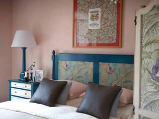Projekty,  Sypialnia zaprojektowane przez Conexo.