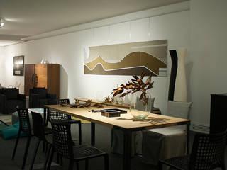 Livings de estilo moderno de Arch. Vittoria Ribighini Moderno