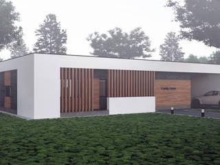 Sboev3_Architect Minimalist house Bricks