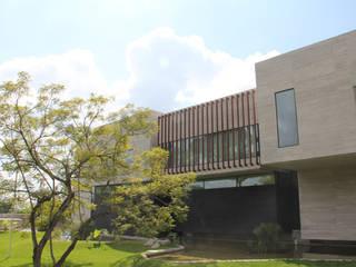 Дома в . Автор – MAC Arquitectos Consultores, Модерн