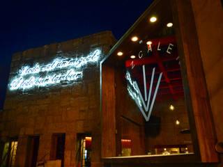 Bar & Klub Gaya Rustic Oleh Habitá Estudio Creavtivo Rustic