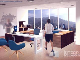 Oficinas MOL de Íntegra Arquitectura Ecléctico