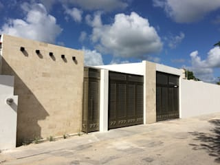 Minimalist house by Constructora Asvial - Desarrollador Inmobiliario Minimalist