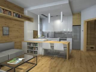 Cucina in stile  di ABP Architekci