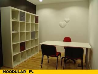 Офисы и магазины в стиле модерн от MOODULAR Модерн