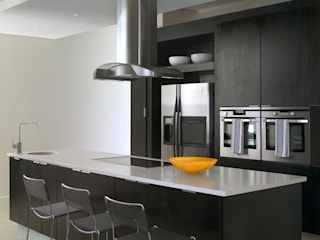 New house build Deborah Garth Interior Design International (Pty)Ltd Modern kitchen