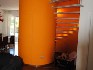 Koridor & Tangga Modern Oleh Calabrese & Iozzi Architetti Associati Modern