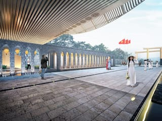 Vietnam Association of Thailand โดย Architects Tract เอเชียน