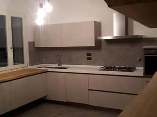 Kitchen by Aguzzoli Arredamenti, Modern