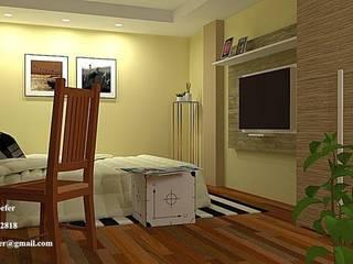 ห้องนอน:   by Asbefer
