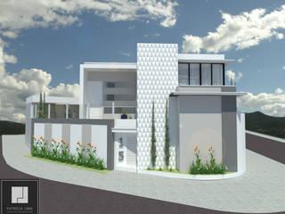 PROJETO MIARELLI Casas modernas por Patrícia Lima - Arquitetura e Design Moderno
