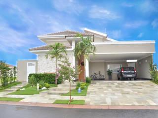 Rumah Klasik Oleh Paula Ferro Arquitetura Klasik